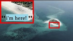"""""""sos"""", """"help"""" და """"i'm here""""- უკაცრიელ კუნძულებიდან გადარჩენილები..."""