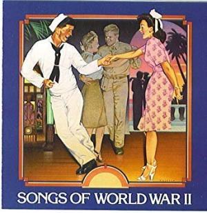 მეორე მსოფლიო ომის დროინდელი 10 ყველაზე გავრცელებული სიმღერა