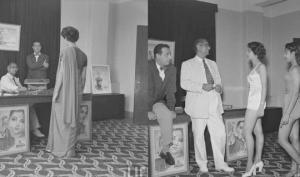 კასტინგი ბოლივუდში.  1951 წელი