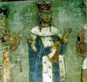 რა სიტყვებით მიმართა თამარ მეფემ გიორგი რუსს განქორწინებისას