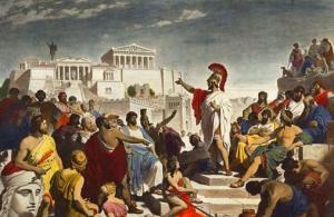 ოსტრაკიზმი ათენის დემოკრატიაში
