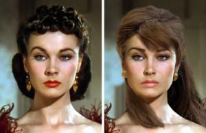 როგორი იქნებოდნენ მე-20 საუკუნის ლამაზმანები თანამედროვე სილამაზის სტანდარტებით