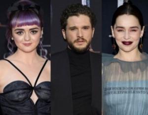 """რა ჰონორარი მიიღეს """"Game of Thrones"""" მსახიობებმა"""