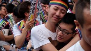 ტაივანში ერთსქესიანთა ქორწინება დააკანონეს