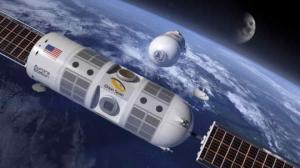 კოსმოსში სასტუმრო 2021 წელს გაიხსნება
