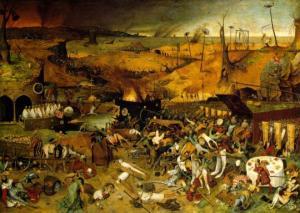 ''სიკვდილის  ტრიუმფი''- ერთი ნახატის საიდუმლო,  რომელიც ხუთი  საუკუნეა აფორიაქებს ადამიანების  გონებას