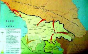 რა ტერიტორიები დაკარგა საქართველომ საბჭოთა ოკუპაციის დროს