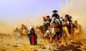 რას ეძებდა ნაპოლეონი ეგვიპტეში და რა ნახა მან ხეოფსის პირამიდაში?