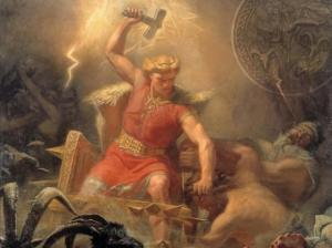 თორი - ღირსებისა და სიმამაცის სიმბოლო