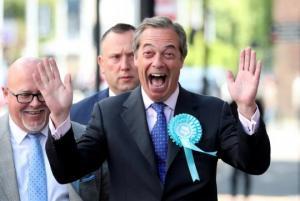 რა შედეგებით დასრულდა ევროპარლამენტის არჩევნები?