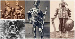 საბრძოლო აღჭურვილობის 20 ისტორიული ფოტო