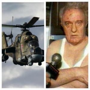 რა მოხდა სინამდვილეში ედუარდ შევარდნაძის ტერაქტის დროს, ეს იყო МИ 24 რუსული ვერტმფრენი