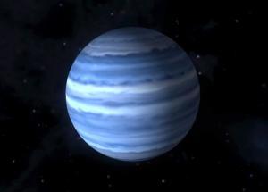 აკრძალული პლანეტა, რომელიც  ისეთ ადგილას მდებარეობს, სადაც პლანეტები პრინციპულად არ მდებარეობს