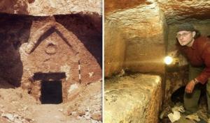 ქრისტეს საფლავი 500 წლიანი ხელშეუხებლობის შემდეგ, 50 წლიანი მოლაპარაკების შედეგად გახსნეს