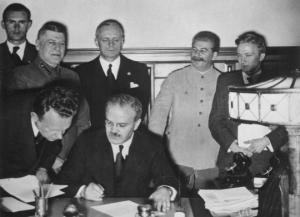 მოლოტოვ-რიბენტროპის პაქტის საბჭოთა ორიგინალი პირველად გამოქვეყნდა