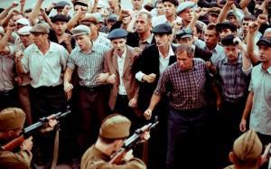 ნოვოჩერკასკის მომიტინგეთა დახვრეტა-კიდევ ერთი სამარცხვინო ფურცელი საბჭოთა კავშირის ისტორიიდან