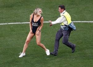 ვინ იყო და რატომ შევარდა გოგო ჩემპიონთა ლიგის ფინალში სტადიონზე?