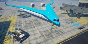"""რევოლუცია ავიაციაში-კომპანია  KLM  """"გიტარა-თვითმფრინავზე"""" მუშაობს"""