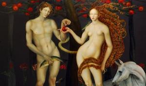 ადამი და ევას ისტორია-წაუკითხეთ ის ბავშვებს