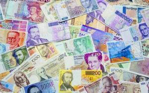 ამერიკული დოლარი მეცხრე პოზიციაზეა - მსოფლიოს ყველაზე ძლიერი 10 ვალუტა!