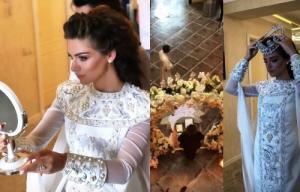 ულამაზესი პატარძალი - ჯანეტ ქერდიყოშვილსა და ნოე სულაბერიძეს ქორწილი აქვთ (ფოტო- ვიდეო)