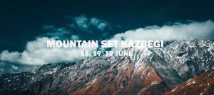Mountain set სტეფანწმინდის  ნაცვლად ბიდარაში გაიმართება