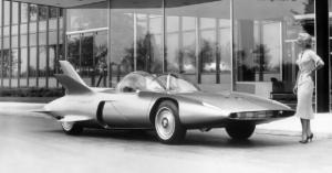 ფანტასტიკური ავტომობილი, General Motors Firebird III 1958 წელს გამოშვება