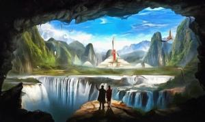 ადმირალ ბერდის თეორია მიწისქვეშა სამყაროს არსებობაზე