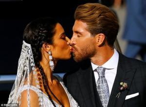 მსოფლიო პრესა სევილიაში მიმდინარე წყვილის ქორწილს ადევნებს თვალს ( სერხიო რამოსი და მისი ლამაზმანი დაქორწინდნენ)