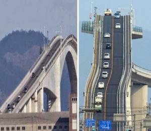 ესიმა ოხასი - შოკის მომგვრელი ხიდი იაპონიაში