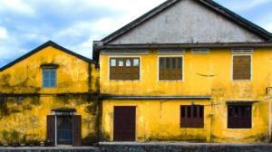 ქალაქი სადაც ყვითელი ფერი დღესასწაულობს