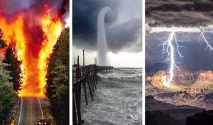 20  ბუნებრივი მოვლენა, რომელიც შეიძლება სიკვდილის მიზეზი გახდეს (+ გაფრთხილება–რეკომენდაციები ზღვაზე დამსვენებლებისთვის)
