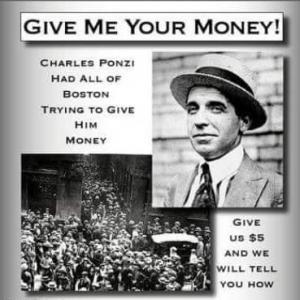 """ვინ იყო მე - 20 საუკუნის უდიდესი იტალიელი თაღლითი - ჩარლზ პონცი, რომლის """"სქემამ"""" 10 მილიონი დოლარი შეაგროვა"""