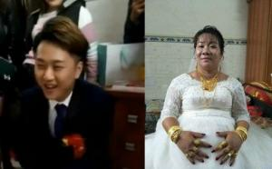 """38 წლის ჩინელმა მდიდარმა ქალმა პრაქტიკულად """"იყიდა"""" 23 წლის ქმარი"""