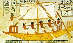 მეცნიერებმა ძველ ეგვიპტელებს და ინდიელებს შორის  კონტაქის კვალს მიაგნეს. მაიას ტომის «ბიბლიური» ჩანაწერები