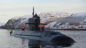 რუსულ ღრმაწყლოვან წყალქვეშა აპარატზე, რუსეთის სამხედრო-საზღვაო ფლოტის 14 სამხედრო მეზღვაური დაიღუპა