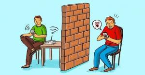 8 საოჯახო ნივთი, რაც WiFi-ის მუშაობას ხელს უშლის