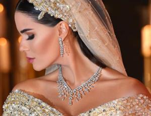 ლიბანელმა პატარძალმა მთელი წელი საქორწილო კაბის შეკერვას მოანდომა,  გაინტერესებთ  შედეგი?