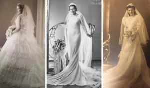 ინტერნეტში მომხმარებლებმა ბებიების საქორწილო ფოტოები გაავრცელეს-ისინი შეუდარებლად გამოიყურებიან