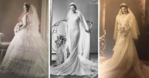 ბებიების საქორწილო ფოტოები,რომელთა სილამაზე ახლაც აღგაფრთოვანებთ