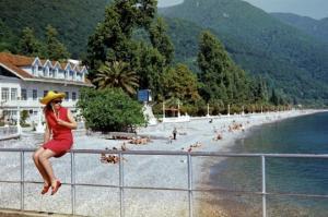 აფხაზეთის 1960-80-იანი წლების უცნობი ფოტოები