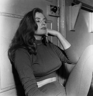 ანიტა ეკბერგი - 60-იანი წლების იტალიური კინემატოგრაფიის სექს-სიმბოლო