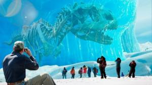 ანტარქტიკის ყინულების ქვეშ აღმოჩენილი უცნაური ობიექტები...
