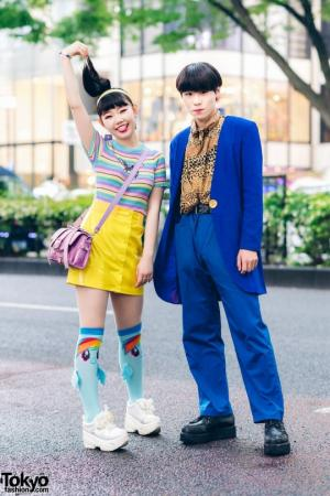 როგორი სამოსით დადის იაპონიის ქუჩებში ახალგაზრდობა (ნაწილი 8)
