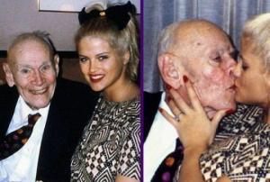 ის ცოლად 89 წლის მილიარდერს გაყვა, ნახეთ როგორ გამოიყურება მისი ქალიშვილი ახლა