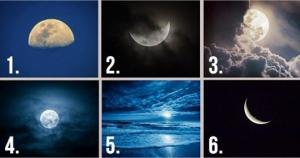 რომელი მთვარე მოგწონთ ყველაზე მეტად? - ეს თქვენი პიროვნების ხასიათს გამოავლენს