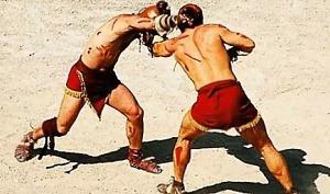 გარიგებული სპორტული თამაშები ძველ რომში