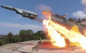რუსეთის თავდაცვის სამინისტრომ შავ ზღვაზე მიმდინარე სარაკეტო სროლების ვიდეო დადო