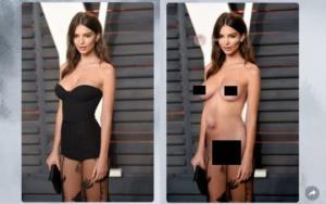 პროგრამა,რომელიც ქალების ფოტოებს აშიშვლებდა დაიხურა და იყიდება