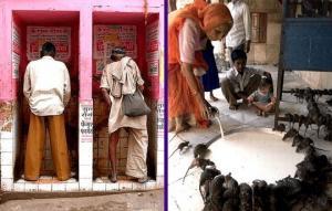 რეალური ინდოეთის 10  უნიკალური ფოტო - ეს თქვენ კინო არ გეგონოთ...